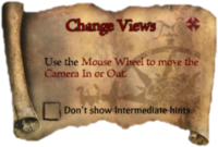 Scroll ChangeViews