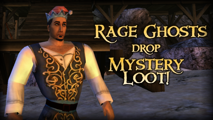 Rage Ghost Mystery Loot