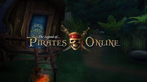 The Legend of Pirates Online a preview of Potions.