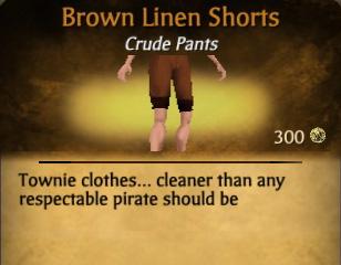 File:Brown Linen Shorts.jpg