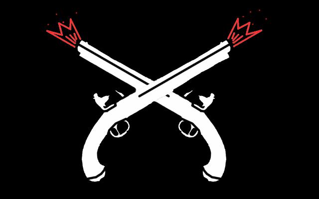 File:Crossed flintlocks emblem.png