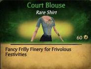 Court Blouse