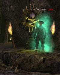Traitor ghost 1