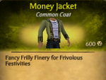 Money Jacket