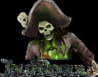 Jolly Roger-Close Up