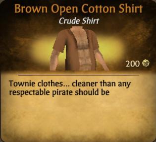 File:Brown Open Cotton Shirt.jpg