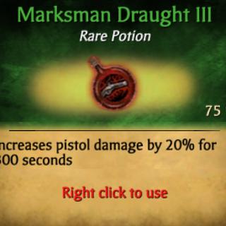 Marksman Draught I