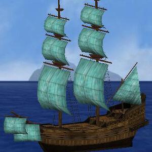Sails cyan