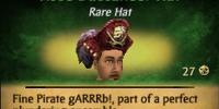 Buccaneer Hat
