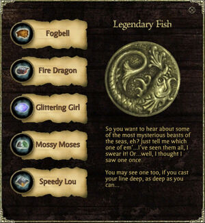 Legendary Fish Story