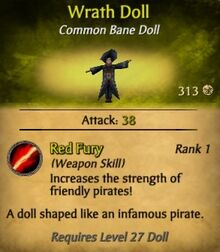 Wrath Doll