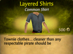 Layered Shirts - clearer