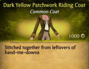 File:Dark Yellow Patchwork Riding Coat.jpg