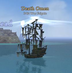 Death Omen clearer