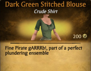 File:Dark Green Stitched Blouse.jpg