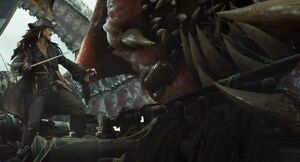 Jack VS.. The Kraken