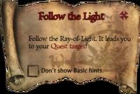 Scroll FollowtheLight