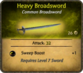 Heavy Broadsword Card.png