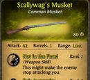 Scallywag's Musket
