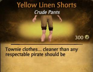 File:Yellow Linen Shorts.jpg
