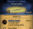 Corsair's Cutlass
