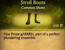 F Stroll Boots