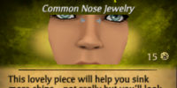 Silver Nose Spike
