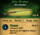 Holy Musket