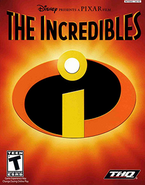 The Incredibles Coverart