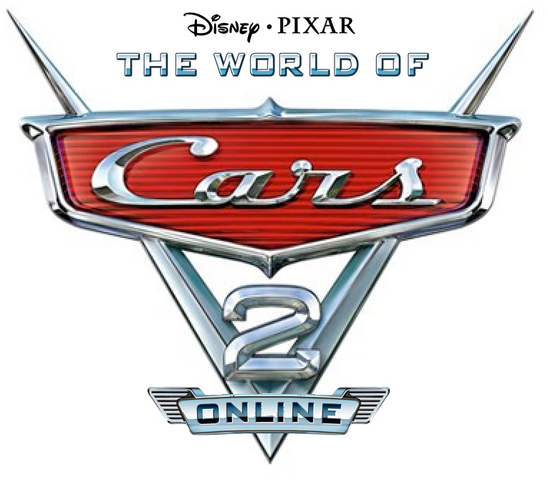 File:The World of Cars 2 Online Logo.png