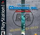 Monsters, Inc. Scream Team