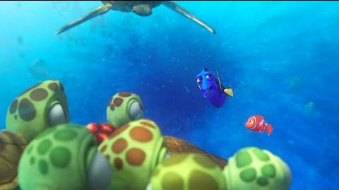"""She's Almost Here"" TV Spot - Finding Dory"