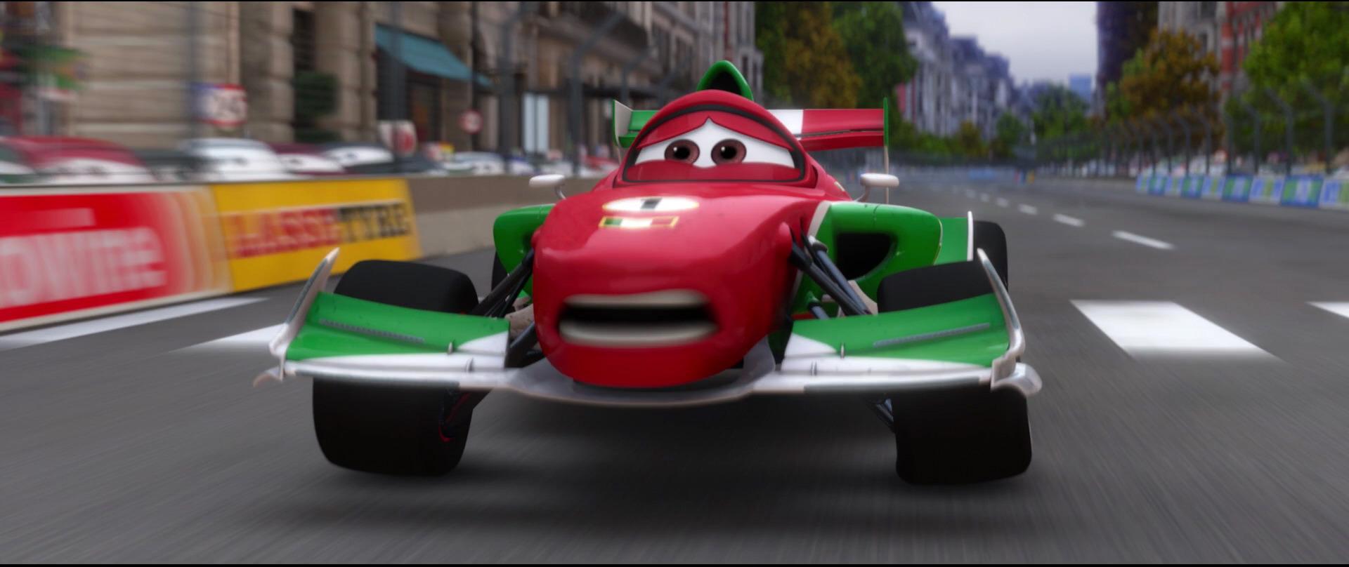 Image - Francesco london.jpg | Pixar Wiki | FANDOM powered by Wikia