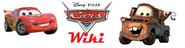 Large Scale Pixar Cars Wiki Logo