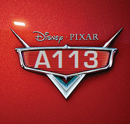 Cars Logo A113