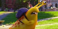 Slug Monster Student