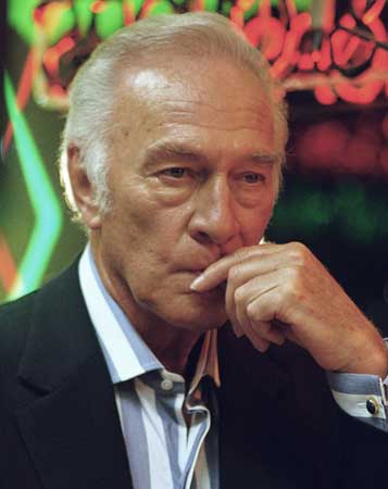 Christopher Plummer | Pixar Wiki | FANDOM powered by Wikia