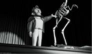 Muntz Reveals Skeleton Up