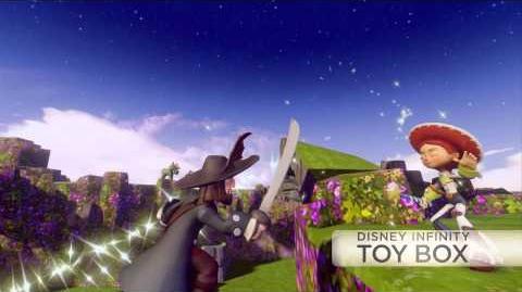 Disney Infinity Jessie