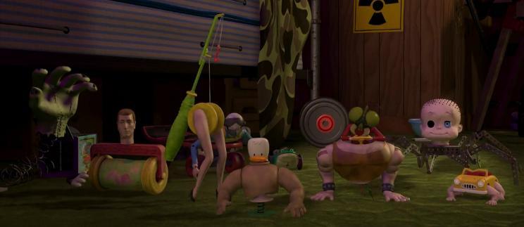 Mutant Toys Pixar Wiki Fandom Powered By Wikia