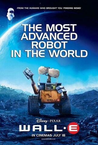 File:WALL E poster.jpg