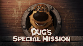 Dug's Special Mission title card