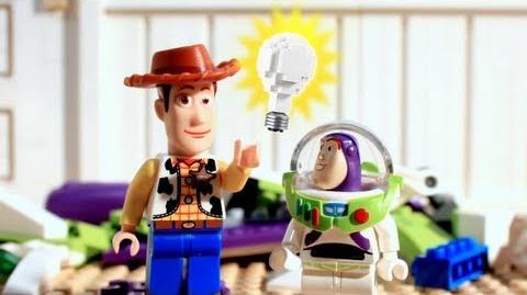 LEGO Toy Story - Episode 1 Blast-Off Buzz