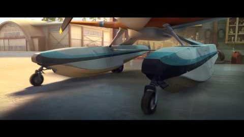 Meet the team Dusty! Planes Fire & Rescue on Blu-ray ™ & Digital HD Nov 4.