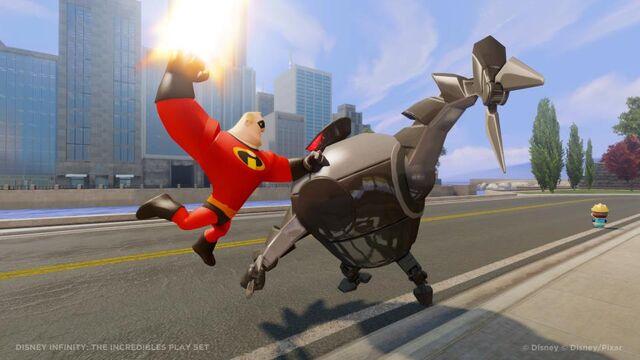 File:Mr Incredible vs Omnidroid.jpg