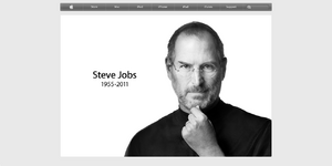 Apple.com-SteveJobs-tribute