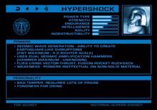 Hypershock