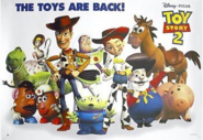 Toy Story 2 Poster 11 of 13 - Toy Gang