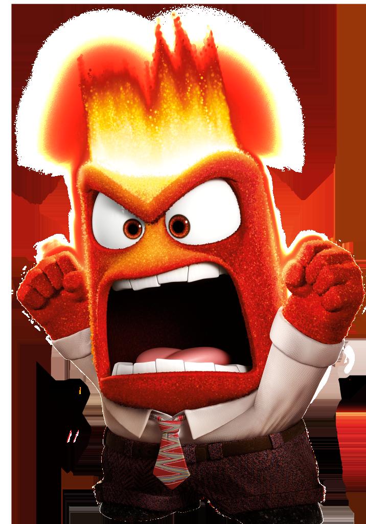 Image result for anger pixar