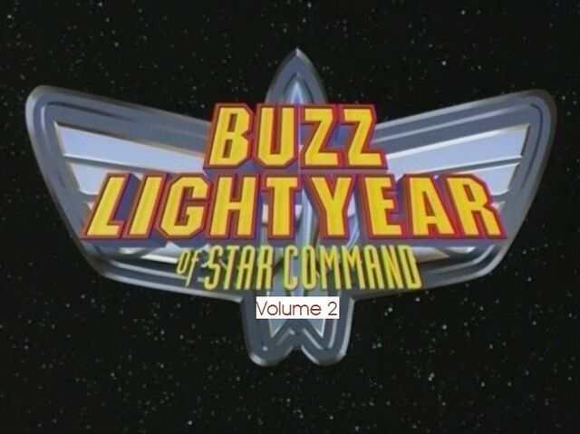 File:Buzz Lightyear of Star Command- Volume 2 VHS.jpg